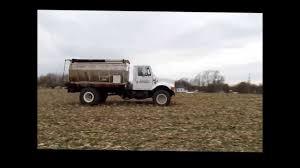 100 Fertilizer Truck 1994 International 4900 Dry Fertilizer Spreader Truck Sold At