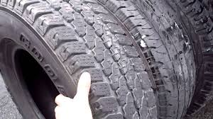 100 Cooper Tires Truck Tires COOPER AT3 TIRE REVIEW YouTube