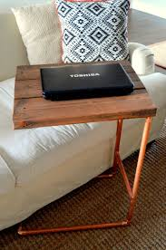 Christmas Tree Preservative Home Depot by Metal Pipe Laptop Table Home Depot Gift Challenge Pipe Table