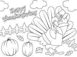 Free Thanksgiving Printables For Toddlers Printable Coloring Pages Your Site Full Size