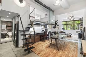 100 Industrial Lofts Nyc Inspired Midtown Studio With Spacious Sleeping