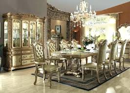 Dining Room Buffet With Glass Doors And Hutch Furniture Image Of Luxury China