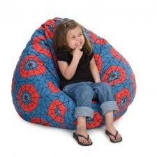 Fuf Bean Bag Chair Medium by Teardrop Bean Bag Chair Foter