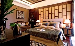 BedroomStunning Asian Bedroom Interior Decor Ideas Wood Chinese Style Wall Suites Inspiring Modern