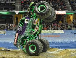 100 Monster Trucks Cleveland Jam Triple Threat Series