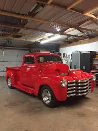 100 1947 Chevy Truck 3100 Carold B LMC Life