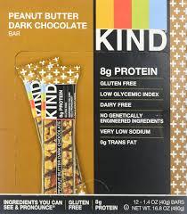 Amazon KIND Healthy Grains Granola Bars Variety Pack Dark