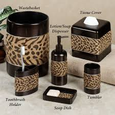 Target Bathroom Towel Sets by Super Ideas Leopard Bathroom Set Project Ideas On Bathroom Set