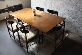 amusing american of martinsville dining room set 12 on dining room
