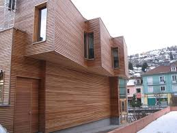 maison bois lamelle colle bureau études bois alsace charpente lamellé collé murs leno