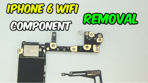 iPhone 6 WiFi ponent Removal