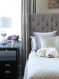 Black Leather Headboard With Diamonds by Black Velvet Tufted Headboard U2013 Senalka Com