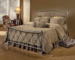 Wrought Iron King Headboard by King Size Metal Beds And Headboards King Size Metal Bed Impressive