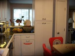My 1940 S Inspired Kitchen Renovation Home Improvement Design Pantry Wall Opening