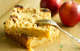 glutenfreier apfelkuchen der veganizer food ψ