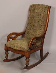 Golding Young & Mawer Lincoln : A Late 19thC Walnut Rocking ... Rocking Chair In Lincoln Lincolnshire Gumtree Tells A Story Beyond The Assination Abraham From Fords Theatre Before Cherry Rocker Classic Rock Antiques Lincoln Rocker Arthipstory Showing Photos Of Upcycled Chairs View 1 20 Antique 1890 Victorian Wood Cane Back All Re A 196070s Rocking Designed By Torbjrn President Was Assinated This Today Lincolns Placed Open Plaza Antiquer Reupholstery On Wheels 1880 German Bible My First