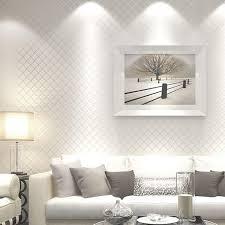 großhandel 3d geprägte tapete moderne einfarbige gitter vliestapete wohnzimmer schlafzimmer dekoration wandkunst tapeten hotseller1 44 78 auf