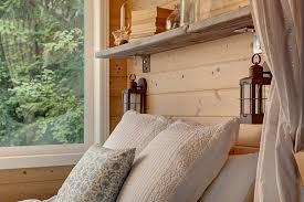 Romantic Rustic Bedrooms Free Full Size Wood Platform Bed