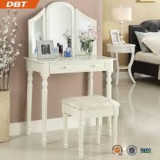 commode chambre à coucher fille coiffeuse miroir commode chambre à coucher rangement salon