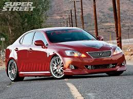 Lexus IS250 Cool As Ice Quickie & Image Gallery