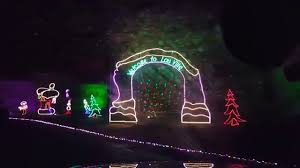 Lights Under Louisville 2017 Christmas Lights display at the