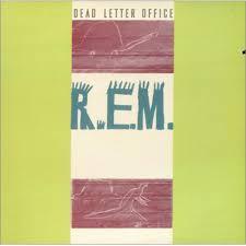 REM Dead Letter fice US vinyl LP album LP record