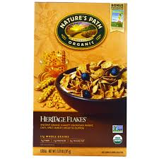 Pumpkin Flaxseed Granola Nutrition Info by Nature U0027s Path Organic Flax Plus Pumpkin Flax Granola Cereal