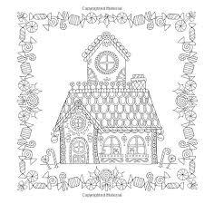 Amazon Johannas Christmas A Festive Coloring Book For Adults 9780143129301