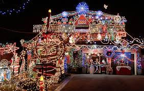 Christmas Tree Lane Modesto Ca by Christmas Lights U0026 Events In And Around Stockton Lisa Hill Broker
