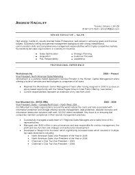 Canadian Resume Sample 5