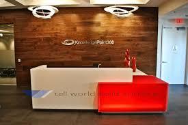 Great Executive Reception Desk Office Furniture Design New Counter