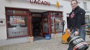 cacadu startet nach behobenen wasserschäden in bad