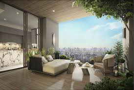 100 Penthouse Duplex The Monument Thong Lo Balcony REMAX