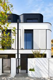 100 Art Deco Architecture Homes Bright Modern Inspired Townhouse In Melbourne