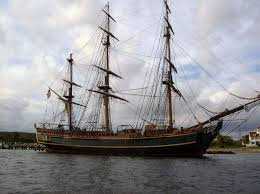 Hms Bounty Replica Sinking by Lacunae Musing February 2013