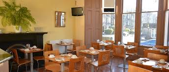 Dining Room Edinburgh Castle