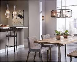 Brushed Nickel Dining Room Light Fixtures Inspirational Chandelier Engaging Drum Also Hanging
