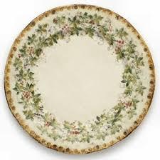 Rustic Italian Dinner Plate