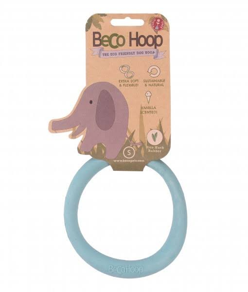 Beco Hoop Dog Toy - Blue