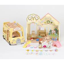 Calico Critters Sylvanian Families SYLVAN KINDERGARTEN GIFT SET ... You Scream I Screamwe All For Ice Cream Stephanie Playmobil Ice Cream Truck Bright Multi Colors Products Find More Calico Critters Driver Customer And Amazoncom Skating Friends Toys Games Critters Ice Cream Truck Youtube Our Generation Sweet Stop Creative Kidstuff Melissa And Melody Bath Time Set Usa Canada Castle Babys Nursery Jouets Choo School Bus Intertional Playthings Toysrus Hazelnut Chipmunk Twins From 799 Nextag