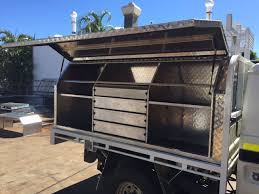 100 Custom Truck Tool Boxes BB Hazell Canopies Ute Toolbox
