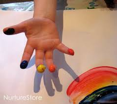 Rainbow Crafts And Art Ideas