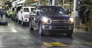 Ford's Dearborn Truck Plant Re-starts F-150 Production Michigan Supplier Fire Idles 4000 At Ford Truck Plant In Dearborn Tops Resurgent Us Car Industry 2013 Sales Results Show The Could Reopen Two Plants Next Friday F150 Chassis Go Through Assembly Fords Video Inside Resigned To See How The 2015 F Announces Plan To Cut Production Save Costs Photos And Ripping Up History Truck Doors For Allnew Await Takes Costly Gamble On Launch Of Its Pickup Toledo Blade Plant Vision Sustainable Manufacturing Restarts Production