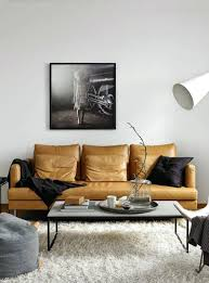 Decoro Leather Sectional Sofa by Stylish Leather Sofas Sven Charme Tan Sofa Article Modern Mid