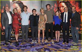 Halloweentown 2 Cast by Liam Hemsworth U0026 Josh Hutcherson U0027catching Fire U0027 London Photo