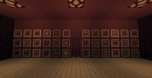 Redstone Lamps Plus 1710 by Mountain Piston House 30 Mechanisms Survival Minecraft Project