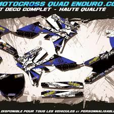 kit déco perso 250 yzf 14 15