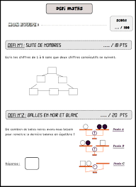 CE2MathématiquesLes évaluations Laclassebleue