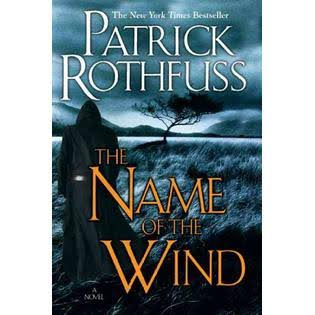 The Name of the Wind - Patrick Rothfuss