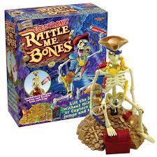 Shake Dem Halloween Bones Download by Dp Rattle Me Bones Action And Reflex Game Drumond Park Amazon Co